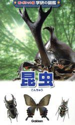 昆虫(新ポケット版 学研の図鑑1)(児童書)