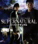 SUPERNATURAL <ファースト・シーズン>コンプリート・ボックス(Blu-ray Disc)(【4枚組】三方背BOX、ブックレット付)(BLU-RAY DISC)(DVD)