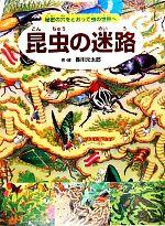 昆虫の迷路 秘密の穴をとおって虫の世界へ(児童書)