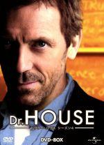 Dr.HOUSE シーズン4 DVD-BOX(通常)(DVD)