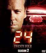 24-TWENTY FOUR-シーズンⅡ SEASONSコンパクト・ボックス(通常)(DVD)