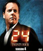 24-TWENTY FOUR-シーズンⅣ SEASONSコンパクト・ボックス(通常)(DVD)