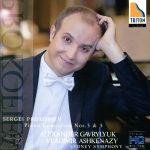 プロコフィエフ:ピアノ協奏曲第3番&第5番(Hybrid SACD)(通常)(CDA)