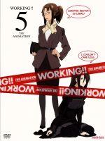 WORKING!! 5(完全生産限定版)((三方背クリアケース、特典CD、描き下ろし漫画付))(通常)(DVD)