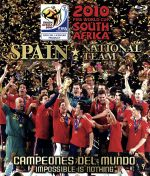 2010 FIFA ワールドカップ 南アフリカ オフィシャルBlu-ray 優勝国 栄光への軌跡(Blu-ray Disc)(BLU-RAY DISC)(DVD)