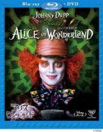 アリス・イン・ワンダーランド ブルーレイ+DVDセット(Blu-ray Disc)(BLU-RAY DISC)(DVD)