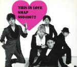 This is love(初回限定盤)(SS version)(DVD付)(特典DVD1枚付)(通常)(CDS)