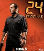 24-TWENTY FOUR-シーズンⅤ SEASONSコンパクト・ボックス(通常)(DVD)