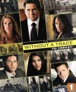 WITHOUT A TRACE/FBI失踪者を追え!<フォース>セット1(通常)(DVD)
