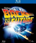 バック・トゥ・ザ・フューチャー 25thアニバーサリー Blu-ray BOX(Blu-ray Disc)(BLU-RAY DISC)(DVD)