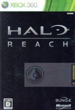 Halo:Reach <リミテッドエディション>(ケース、アーマーセット、アーティファクトバッグ、バッジ、エンブレム付)(初回限定版)(ゲーム)