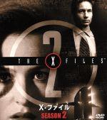 X-ファイル シーズン2 SEASONSコンパクト・ボックス(通常)(DVD)