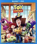 トイ・ストーリー3 ブルーレイ+DVDセット(Blu-ray Disc)(BLU-RAY DISC)(DVD)