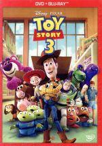 トイ・ストーリー3 DVD+ブルーレイセット(Blu-ray Disc)(BLU-RAY DISC)(DVD)