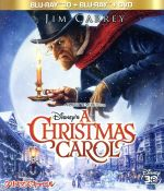 クリスマス・キャロル 3Dセット ブルーレイ+DVDセット(Blu-ray Disc)(BLU-RAY DISC)(DVD)