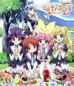 探偵オペラ ミルキィホームズ(6)(Blu-ray Disc)(BLU-RAY DISC)(DVD)