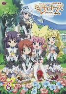 探偵オペラ ミルキィホームズ(6)(通常)(DVD)