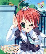 探偵オペラ ミルキィホームズ(5)(Blu-ray Disc)(BLU-RAY DISC)(DVD)
