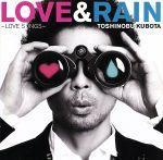 LOVE&RAIN~LOVE SONGS~(通常)(CDA)