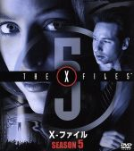 X-ファイル シーズン5 SEASONSコンパクト・ボックス(通常)(DVD)