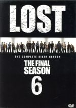 LOST ファイナル・シーズン COMPLETE BOX(通常)(DVD)