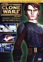スター・ウォーズ:クローン・ウォーズ<ファースト・シーズン>Vol.4(通常)(DVD)