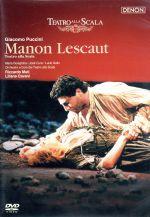 プッチーニ:歌劇「マノン・レスコー」ミラノ・スカラ座1998年(通常)(DVD)