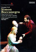 ヴェルディ:歌劇「シモン・ボッカネグラ」フィレンツェ5月音楽祭2002年(通常)(DVD)