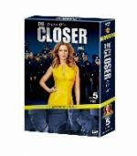 クローザー<フィフス・シーズン>コレクターズ・ボックス(通常)(DVD)
