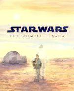 スター・ウォーズ コンプリート・サーガ ブルーレイBOX(初回生産限定版)(Blu-ray Disc)(三方背BOX、ブックレット、特典Disc3枚付)(BLU-RAY DISC)(DVD)