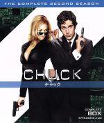 CHUCK/チャック<セカンド・シーズン>コンプリート・ボックス(Blu-ray Disc)(BLU-RAY DISC)(DVD)