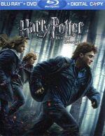 ハリー・ポッターと死の秘宝 PART1 ブルーレイ&DVDセット スペシャル・エディション(初回限定版)(Blu-ray Disc)((生フィルム、クリアファイル1枚付))(BLU-RAY DISC)(DVD)