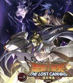聖闘士星矢 THE LOST CANVAS 冥王神話<第2章>Vol.3(Blu-ray Disc)(BLU-RAY DISC)(DVD)