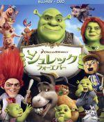 シュレック フォーエバー ブルーレイ&DVDセット(Blu-ray Disc)(BLU-RAY DISC)(DVD)