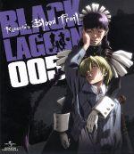 OVA BLACK LAGOON Roberta's Blood Trail 005(Blu-ray Disc)(BLU-RAY DISC)(DVD)