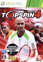 TOP SPIN 4(ゲーム)