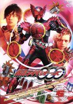 仮面ライダーOOO Volume6(通常)(DVD)