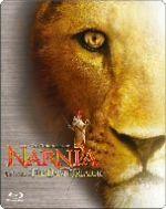 ナルニア国物語/第3章:アスラン王と魔法の島 ブルーレイ版スチールブック仕様(Blu-ray Disc)(BLU-RAY DISC)(DVD)