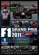 F1グランプリ 2011 VOL.1 Round.1-4(通常)(DVD)