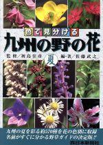 九州の野の花 (夏) 色で見分ける(単行本)