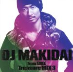 DJ MAKIDAI from EXILE Treasure MIX3(初回限定盤)(DVD付)(特典DVD1枚付)(通常)(CDA)