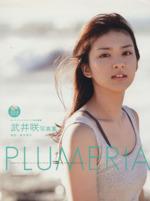 武井咲写真集 Plumeria DVD付(写真集)