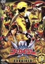 スーパー戦隊シリーズ 海賊戦隊ゴーカイジャー Vol.4(通常)(DVD)