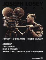 ジョセフ・ロージー BOX J・ロージー×D・ボガード×中田秀夫(初回生産限定)(通常)(DVD)