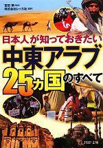 「中東アラブ25ヵ国」のすべて 日本人が知っておきたい(PHP文庫)(文庫)