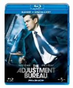 アジャストメント(Blu-ray Disc)