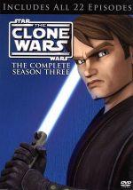 スター・ウォーズ:クローン・ウォーズ<サード・シーズン>コンプリート・ボックス(三方背BOX、ブックレット付)(通常)(DVD)