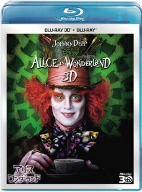 アリス・イン・ワンダーランド 3Dセット(Blu-ray Disc)(BLU-RAY DISC)(DVD)