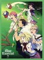 青の祓魔師 7(完全生産限定版)(Blu-ray Disc)((三方背ケース、スペシャルトークCD、タロット2枚、ポストカード付))(BLU-RAY DISC)(DVD)
