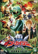スーパー戦隊シリーズ 海賊戦隊ゴーカイジャー Vol.6(通常)(DVD)